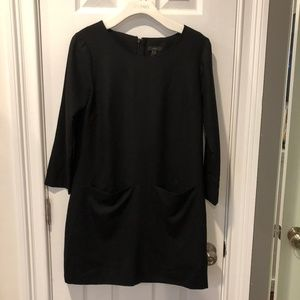 Jcrew wool dress